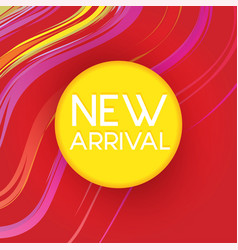 New arrival special symbol flat offer web vector