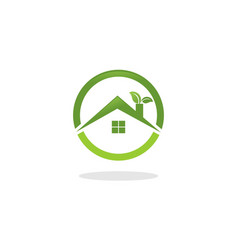 green home vector image
