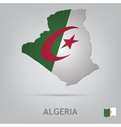 Algeria vector