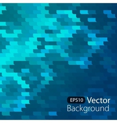 Abstract blue background 2 vector image