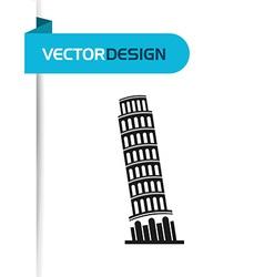 European monument design vector
