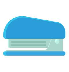 Stapler icon cartoon style vector