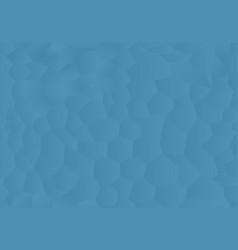 Blue background bubble textured web vector
