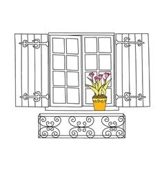 Window colour vector