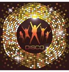 Nightclub City life vector image