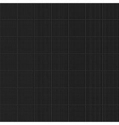 Abstract lattice black background vector