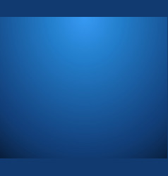 abstract of simple clear blue gradient background vector image