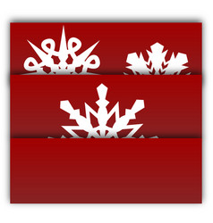 new year and christmas decorative card with vector image