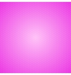 Pink Mosaic Tile Honeycomb Background vector image