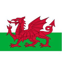 Wales vector