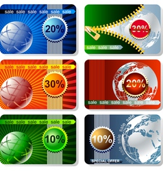 Web banners set vector