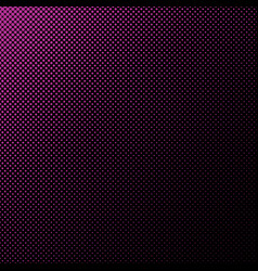 Abstract gradient dot pattern background design vector