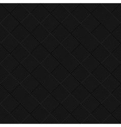 Background of diagonal wicker vector image