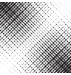 Diagonal Dots Halftone Pattern vector