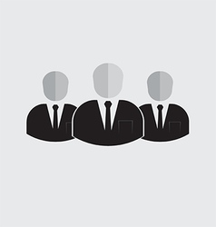 0108 Business man vector image vector image