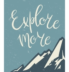 Explore more poster vector image vector image