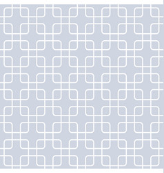 graphic seamless pattern vector image