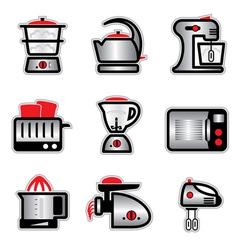 Kitchenware vector