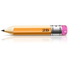 pensil icon vector image