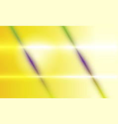 abstract blurred lemon or yellow color background vector image