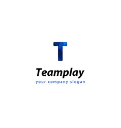 Letter T logo Template for your company vector