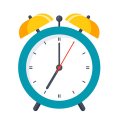 Wake up icon vector
