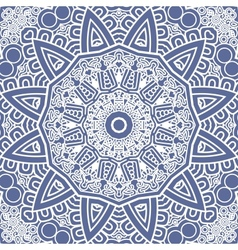 Ornamental pattern vector image