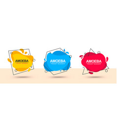 ready banner templates vector image