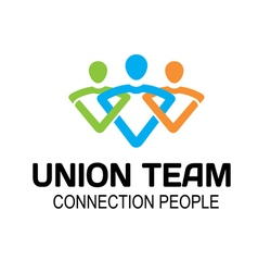 Union Team Design vector