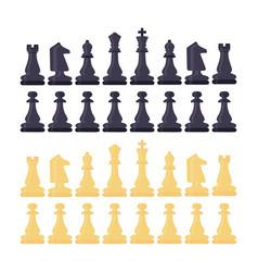 Chess symbol design art leisure strategy sport vector