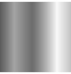 Silver metal plate vertical vector