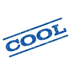 Cool Watermark Stamp vector image