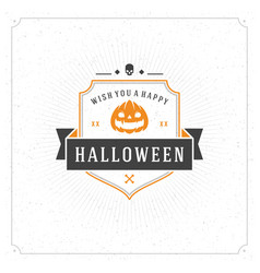 Halloween celebration vector