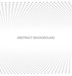 abstract background with dots and gradient modern vector image
