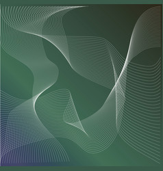 Background line guilloche color wave vector