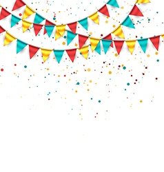 Celebration Background 4 vector image vector image