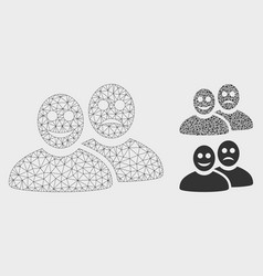 Human, Face & Mesh Vector Images (over 360)