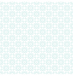 pattern mint geometric dot vector image