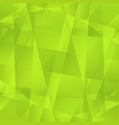 Green cristal background texture with lights and vector