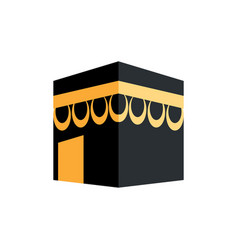 Kabah icon design template vector