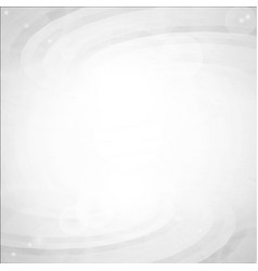 White and grey abstract twisted background vector