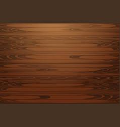 wood texture natural dark wooden vector image