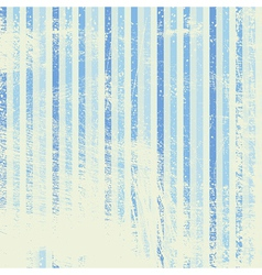 Frosty Striped Wallpaper vector image