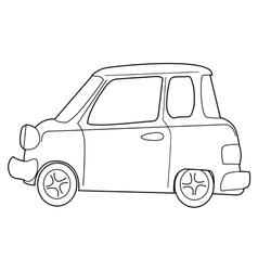 Minicar vector