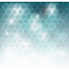 Net colorful blurred background vector