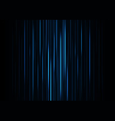 blue speed laser technology background vector image