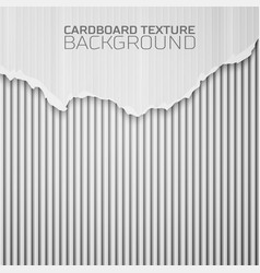 cardboard texture background vector image