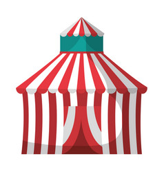 Circus entertainment carnival party celebration vector
