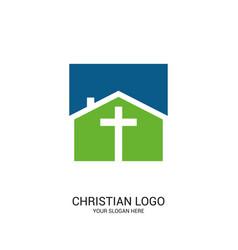 Cross of jesus christ vector