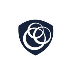 Logo inner circle vector